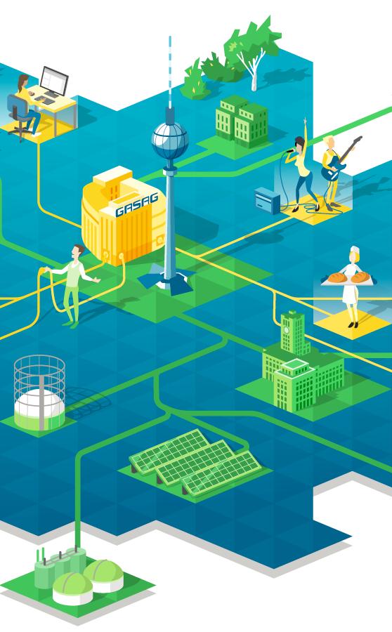 Grafik zur Energieversorgung im Alltag